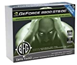 BFG Tech GeForce 8800 GTS OC 320MBPCI Express Graphics Card Intl