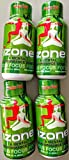 iZone Mental Focus Performance Drink - A Healthy Alternative to Sports and Energy Drinks! Set of 12