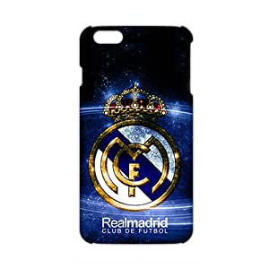 Amazon.com: Ultra Thin 3D Case Cover Realmadrid Club De Football Cool