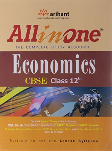 CBSE All in One Economics Class 12