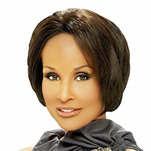 BEVERLY JOHNSON Human Lace Front Wig ROUGE - Color #4/27