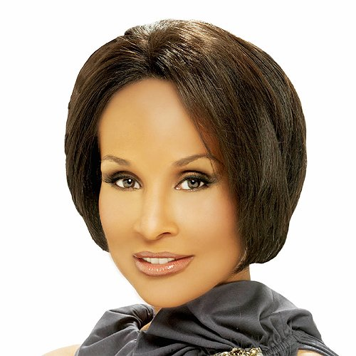 Beverly Johnson Human Lace Front Wig Rouge - Color #4/30 - Light Brown/Medium Brown Red front-573752