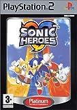 echange, troc Sonic Heroes - édition platinum