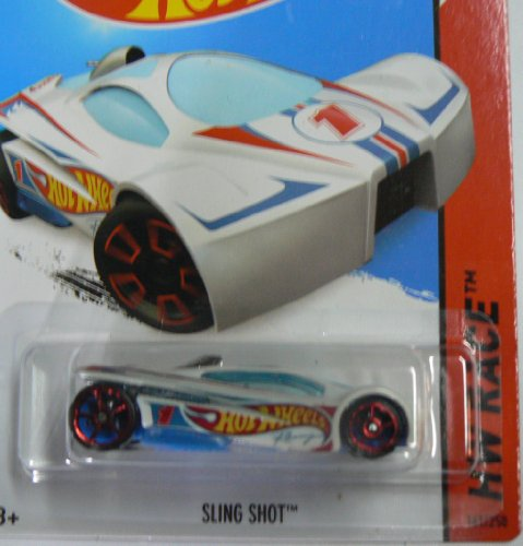 Hot Wheels - HW Race 141/250 - Sling Shot - 1