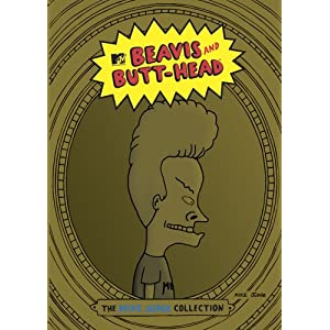 Beavis and Butt-Head: The Mike Judge Collection Vols. 1-3 movie