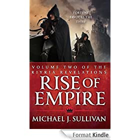 Rise Of Empire: The Riyria Revelations (Riyria Revelations 2)