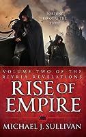 Rise Of Empire: The Riyria Revelations (Riyria Revelations 2)
