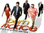 Burn Notice Complete Series