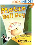 The Matzo Ball Boy (Picture Puffin Books)