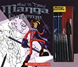 How To Draw Manga Extreme (0439795672) by Lim, Ron
