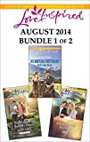 Love Inspired August 2014 - Bundle 1 of 2: His Montana Sweetheart\A Heart to Heal\The Widowers Second Chance