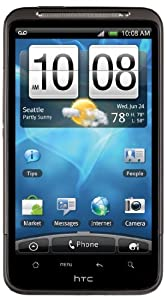 HTC Inspire 4G Android Phone, Black (AT&#038;T)