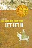 img - for Wonder That Was India, Vol. 2: A Survey of the History and Culture of the Indian Sub-Continent from the Coming of the Muslims to the British Conquest 1200-1700. 2005 Reprint book / textbook / text book