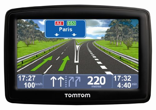 TomTom XL IQ Routes Edition 2 EU Satellite Navigation System