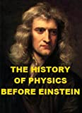 img - for History of Physics before Einstein book / textbook / text book