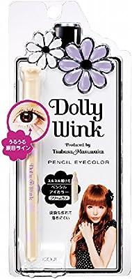 DOLLY WINK Koji Pencil Eye Color Cream Glitter, 0.5 Pound