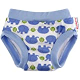 Blueberry Training Pants, Elephant, Small (Discontinued by Manufacturer)