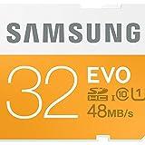Samsung 32GB EVO Class 10 SDHC Card