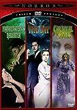 echange, troc Frankenstein's Daughter & Bat & Carnival of Souls [Import USA Zone 1]