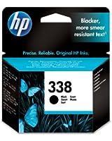 HP 338 Cartouche d'encre d'origine Noir