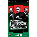 World Snooker Challenge 2005 (PSP)by Sega