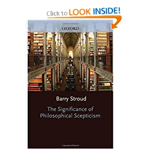Amazon.com: The Significance of Philosophical Scepticism ...