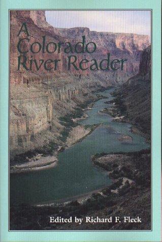 Colorado River Reader087480907X