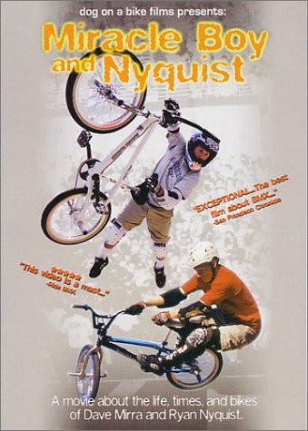 Miracle Boy & Nyquist: BMX [DVD] [Import]
