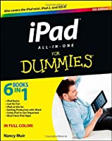 iPad All-in-One For Dummies, 5th Edition Front Cover