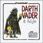 Star Wars Darth Vader E Hijo (C�mics...