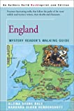 img - for Mystery Readers Walking Guide: England book / textbook / text book