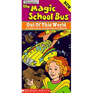Magic School Bus: Out of This World movie