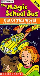 Magic School Bus: Out of This World [VHS]