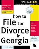 How to File for Divorce in Georgia (Legal Survival Guides)