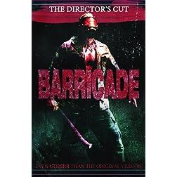 Barricade: The Director's Cut