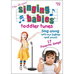 The Original Singing Babies Toddler Tunes