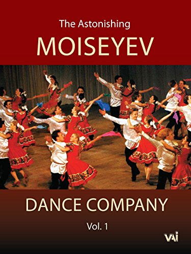 Moiseyev Dance Company 1