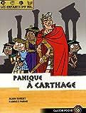 echange, troc Alain Surget - Les enfants du Nil, Tome 7 : Panique à Carthage