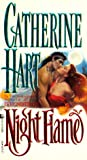 Night Flame (Leisure Historical Romance)