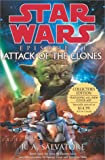 Star Wars, Episode II - Attack of the Clones (0345461436) by Salvatore, R.A.