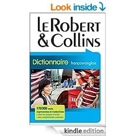 Le Robert & Collins Dictionnaire fran�ais-anglais (French Edition)