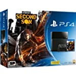 Console PS4 500 Go + InFamous : Secon...