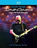 David Gilmour: Remember That Night [Blu-ray]