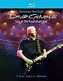 David Gilmour: Remember That Night - Live At The Royal Albert Hall [Blu-ray]