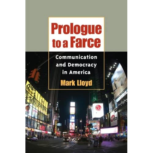 Dialogic media matters mark lloyd communications lawyer for Is the word farcical