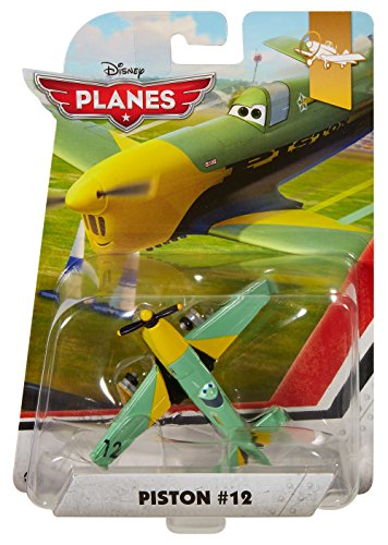 Disney Planes Piston #12 Diecast Vehicle - 1