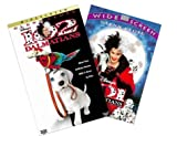 101 & 102 Dalmatians (Double Pack) [DVD]