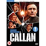 Callan - The Colour Years [DVD] [1970]by Edward Woodward