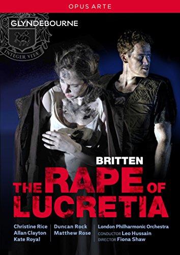 DVD : Rape Of Lucretia