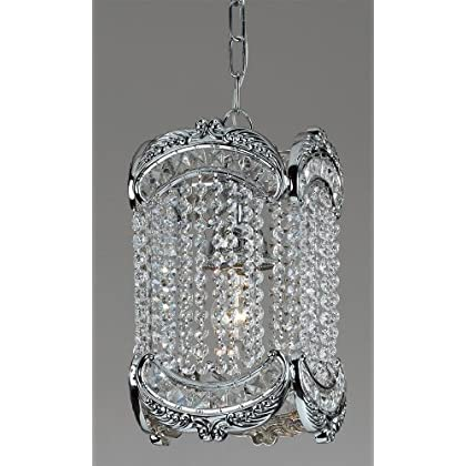 Emily 3 Light Outdoor Hanging Lantern Crystal Type: Swarovski Spectra, Finish: Roman Bronze coupons 2015